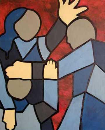 communication violence conjugale